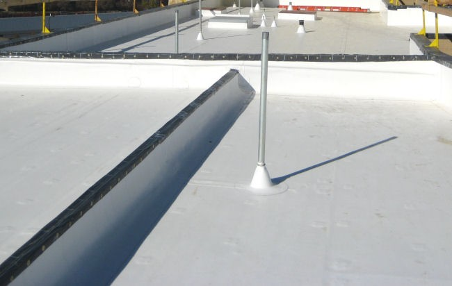 thermoset membrane roofing ct 4