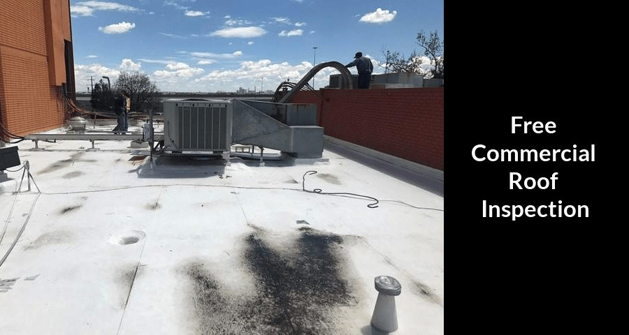 Free Commercial Roof Inspection